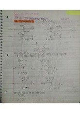 MATH 1324 Complete Notes