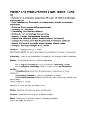 Chemistry S1 - Test 1 Study Guide.docx