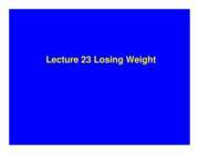Lecture_23_Dieting