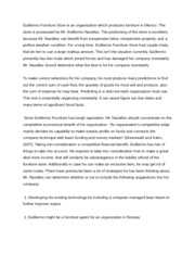 Caladonia Products Integrative Problem Paper