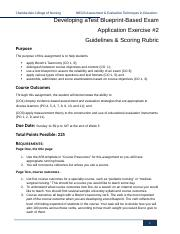 NR523_W5_Using_a_Test_Blueprint_to_Develop_an_Exam_Guidelines__Rubric_4_6_16_.docx