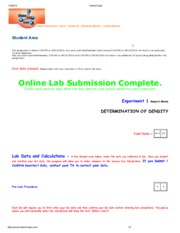 Experiment 1 - dermination of density-revised.pdf