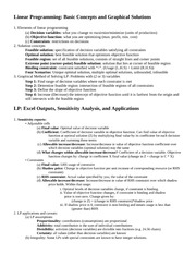 TO 301 Final Exam Cheat Sheet and Practice Problems