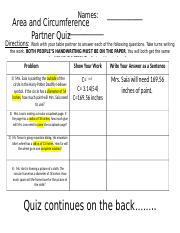 Area and Circumference Partner Quiz.docx