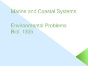 16- Marine and Coastal Systems