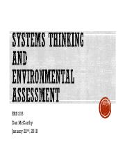 Systems Thinking and EA - ERS 215 - 22Sept18.pdf