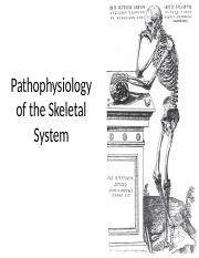 Hormonal Control and Pathophysiology of the Skeletal System notes.pptx