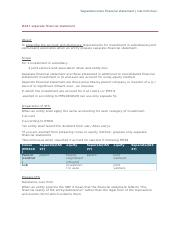 chapter 4 IAS27 separate financial statement