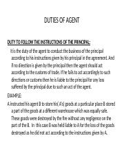 duty of agent.pptx