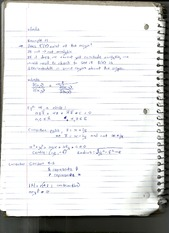 Notes on Analytic Functions