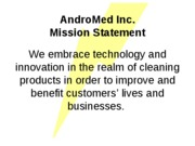 Andromed Inc