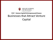 Class02 Businesses that Attract Venture Capital_Lecture