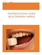 síntomas de diabetes en la culebrilla de la cavidad oral