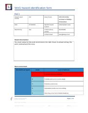 BSBIND201 WHS-hazard-identification-form FINAL.docx