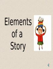 Elements of a Story Powerpoint1 (1).ppt