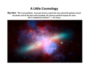 PH104Lecture#6Cosmology
