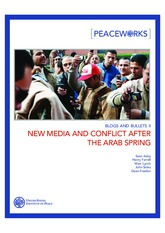 week 7 reading 02. Aday et al - New media and conflict after the Arab Spring-2