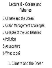 Oceans+and+Fisheries- Lecture 8.docx