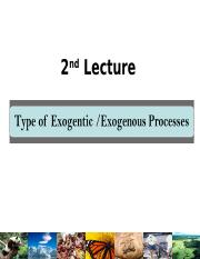 Introduction to Geomorphology (2nd Lec.).ppt