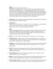 mt study guide answer key