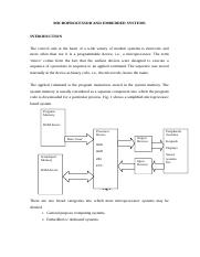 MICROPROCESSOR AND EMBEDDED SYSTEMS.doc