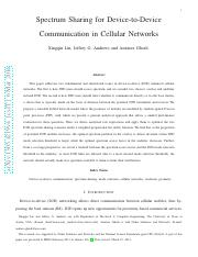 A_Comprehensive_Framework_for_Device-to-device communications in cellular  networks