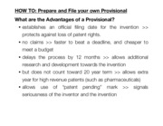 Lecture5_How to write a provisional