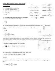 Chapter 18 and Chapter 19 Electrical and DC circuits.docx