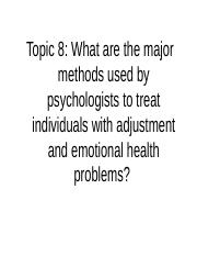 STUDENT Topic 8 (110) Treatments-2.ppt