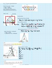 3-19-15 - Ch. 6 - Trusses, Frames & Machines