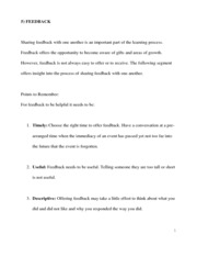 Learning support program notes 3