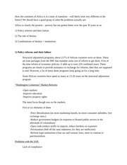 4-22-13 Lecture Notes - Economic challenges