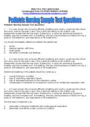 32941231-Pediatric-Nursing-Sample-Test-Questions