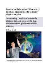 What every business student needs to know about analytics