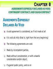 59045323-Agreements-Expressly-Declared-as-Void-Contingent-Contract-and-Quasi-Contract.ppt