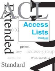 Access Lists Workbook_Student Edition