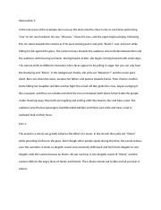 The Graduate film notes