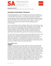 Advanced Investment Appraisal.pdf