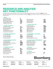 Bloomberg-Equity Research & Analysis Key Functionality.pdf