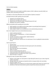 CSTA chapter 6 notes