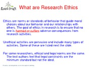 BRM_Ethics in Business Research_Ch_02