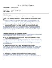 paiboc analysis View homework help - paiboc analysis on the humber's business program from comm 300 at humber college step #1: paiboc analysis p: what are your purposes in writing this report.