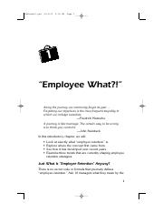 Mcgraw-Hill - Briefcase Books - Retaining Top Employees