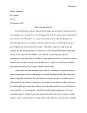 Mean Girls Essay