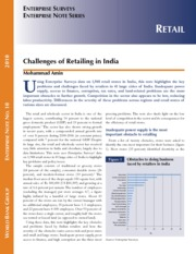2. Challenges of retailing in India