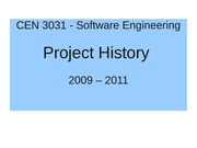 CEN3031_PROJECTHISTORY