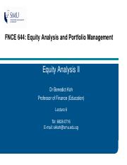 FNCE644_Lecture 6 Equity Analysis II_BK_handout.pdf