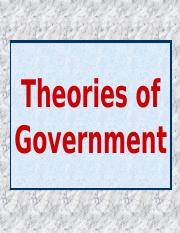01 American Government Unit One Theories of Governance.pptx