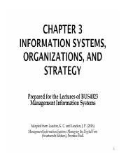 BUS4023_Chapter_3_Information Systems, Organizations, and Strategy.pdf