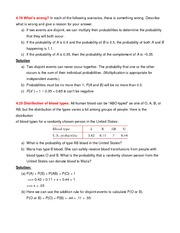 STATS 207 Fall 2012 Homework 4 Solutions